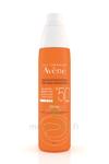 Avène Eau Thermale Solaire Spray 50+ 200ml à LA ROCHE SUR YON
