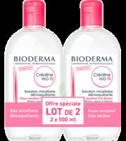 Crealine Ts H2o Solution Micellaire Sans Parfum Nettoyante Apaisante 2fl/500ml à LA ROCHE SUR YON