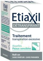 Etiaxil Aisselles Détranspirant Peau Sensibles Roll-on/15ml à LA ROCHE SUR YON