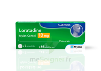 Loratadine Mylan Conseil 10mg, Comprimé à LA ROCHE SUR YON