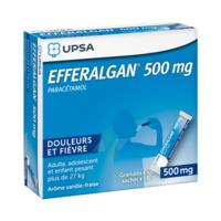 Efferalgan 500 Mg Glé En Sachet Sach/16 à LA ROCHE SUR YON
