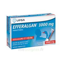 Efferalgan 1g Cappuccino Granules 8 Sachets à LA ROCHE SUR YON