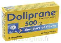 Doliprane 500 Mg Comprimés 2plq/8 (16) à LA ROCHE SUR YON