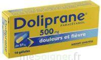 Doliprane 500 Mg Gélules B/16 à LA ROCHE SUR YON