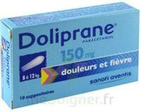 Doliprane 150 Mg Suppositoires 2plq/5 (10) à LA ROCHE SUR YON