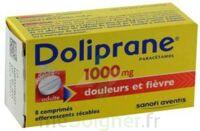 Doliprane 1000 Mg Comprimés Effervescents Sécables T/8 à LA ROCHE SUR YON