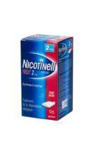 Nicotinell Menthe Fraicheur 2 Mg Sans Sucre, Gomme à Mâcher Médicamenteuse 8plq/12 (96) à LA ROCHE SUR YON