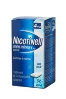 Nicotinell Menthe Fraicheur 4 Mg Sans Sucre, Gomme à Mâcher Médicamenteuse 8plq/12 à LA ROCHE SUR YON