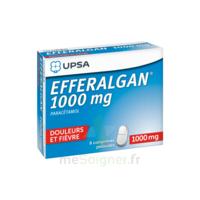 Efferalgan 1000 Mg Comprimés Pelliculés Plq/8 à LA ROCHE SUR YON