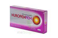 Nurofenfem 400 Mg, Comprimé Pelliculé à LA ROCHE SUR YON