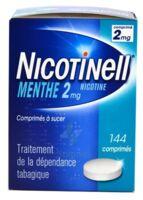 Nicotinell Menthe 2 Mg, Comprimé à Sucer Plaq/144 à LA ROCHE SUR YON