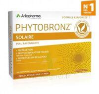 Phytobronz Solaire Caps Tous Types De Peaux 2b/30 à LA ROCHE SUR YON