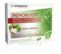 Memoboost Ginkgo + Bacopa Gélules B/30 à LA ROCHE SUR YON