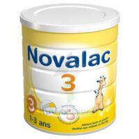 Novalac 3 Lait De Croissance B/800g à LA ROCHE SUR YON