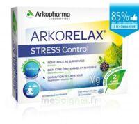 Arkorelax Stress Control Comprimés B/30 à LA ROCHE SUR YON