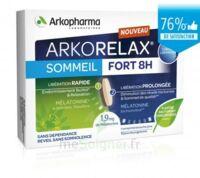 Arkorelax Sommeil Fort 8h Comprimés B/15 à LA ROCHE SUR YON