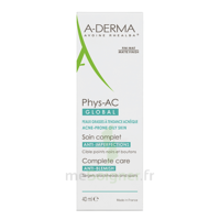 Aderma Phys'ac Global Soin Imperfection Sévères 40ml à LA ROCHE SUR YON
