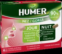 Humer Nez/gorge Jour&nuit 15 Comprimés à LA ROCHE SUR YON
