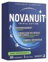 Novanuit Triple Action Comprimés B/30 à LA ROCHE SUR YON