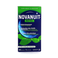Novanuit Phyto+ Comprimés B/30 à LA ROCHE SUR YON