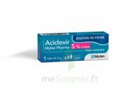 Aciclovir Mylan Pharma 5%, Crème à LA ROCHE SUR YON