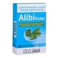 Pierre Fabre Oral Care Alibi Pocket 12 Pastilles à LA ROCHE SUR YON