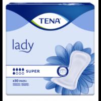 Tena Lady Protection Anatomique Adhésive Super Sachet/30 à LA ROCHE SUR YON