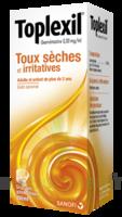 Toplexil 0,33 Mg/ml, Sirop 150ml à LA ROCHE SUR YON