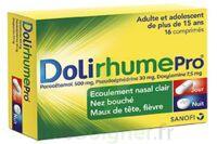 Dolirhumepro Cpr Plq/16 à LA ROCHE SUR YON