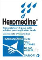 Hexomedine Transcutanee 1,5 Pour Mille, Solution Pour Application Locale à LA ROCHE SUR YON