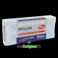 Ibuprofene Mylan 200 Mg, Comprimé Enrobé B/30 à LA ROCHE SUR YON