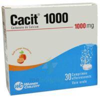 Cacit 1000 Mg, Comprimé Effervescent à LA ROCHE SUR YON