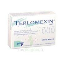Terlomexin 200 Mg, Capsule Molle Vaginale à LA ROCHE SUR YON