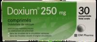 Doxium 250 Mg, Comprimé à LA ROCHE SUR YON