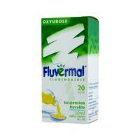 Fluvermal 2 % Susp Buv Fl/30ml à LA ROCHE SUR YON
