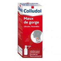Colludol Solution Pour Pulvérisation Buccale En Flacon Pressurisé Fl/30 Ml + Embout Buccal à LA ROCHE SUR YON
