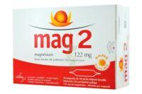 Mag 2 122 Mg S Buv En Ampoule Sans Sucre édulcoré à La Saccharine Sodique 30amp/10ml à LA ROCHE SUR YON