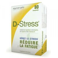 D-stress, Boite De 80 à LA ROCHE SUR YON