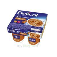 Delical Riz Au Lait Nutriment Caramel Pointe De Sel 4pots/200g à LA ROCHE SUR YON