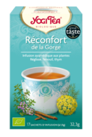 Yogi Tea Reconfort De La Gorge à LA ROCHE SUR YON