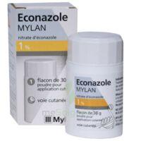 Econazole Mylan 1 % Pdr Appl Cut Fl/30g à LA ROCHE SUR YON