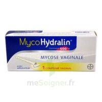 Mycohydralin 500 Mg, Comprimé Vaginal à LA ROCHE SUR YON