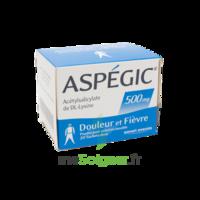 Aspegic 500 Mg, Poudre Pour Solution Buvable En Sachet-dose 20 à LA ROCHE SUR YON