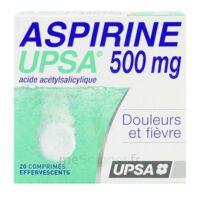 Aspirine Upsa 500 Mg, Comprimé Effervescent à LA ROCHE SUR YON