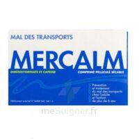 Mercalm, Comprimé Pelliculé Sécable à LA ROCHE SUR YON