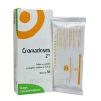 Cromadoses 2 Pour Cent, Collyre En Solution En Récipient Unidose à LA ROCHE SUR YON
