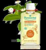 Puressentiel Articulations & Muscles Huile De Massage Bio** Effort Musculaire - Arnica - Gaulthérie - 100 Ml à LA ROCHE SUR YON