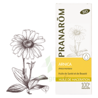 Pranarom Huile De Macération Bio Arnica 50ml à LA ROCHE SUR YON