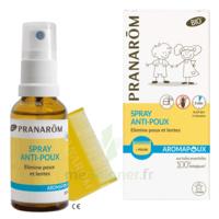 Pranarôm Aromapoux Bio Spray Anti-poux 30ml+peigne à LA ROCHE SUR YON