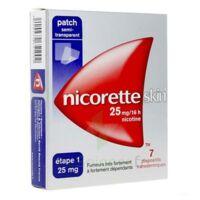 Nicoretteskin 25 Mg/16 H Dispositif Transdermique B/28 à LA ROCHE SUR YON